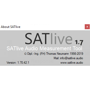 Version 1-70-42 of SATlive available