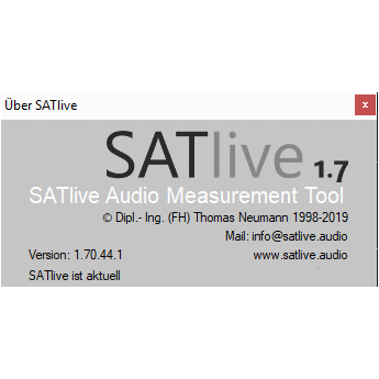 SATlive Version 1-70-44