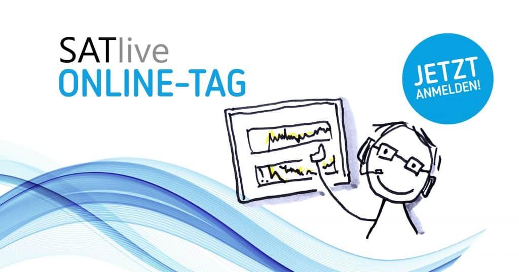 SATlive Online-Tag